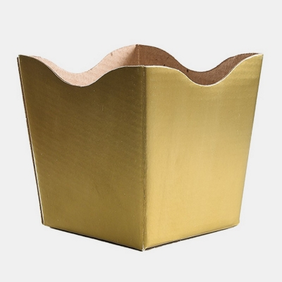 CACHEPOT OURO 11X11